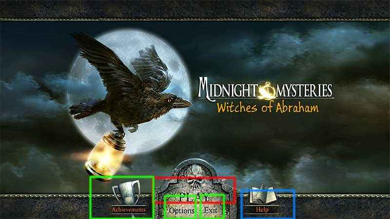 midnight mysteries: witches of abraham collector's edition walkthrough