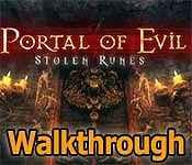 portal of evil:stolen runes collector's edition walkthrough