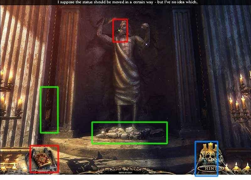 portal of evil:stolen runes collector's edition walkthrough screenshots 1