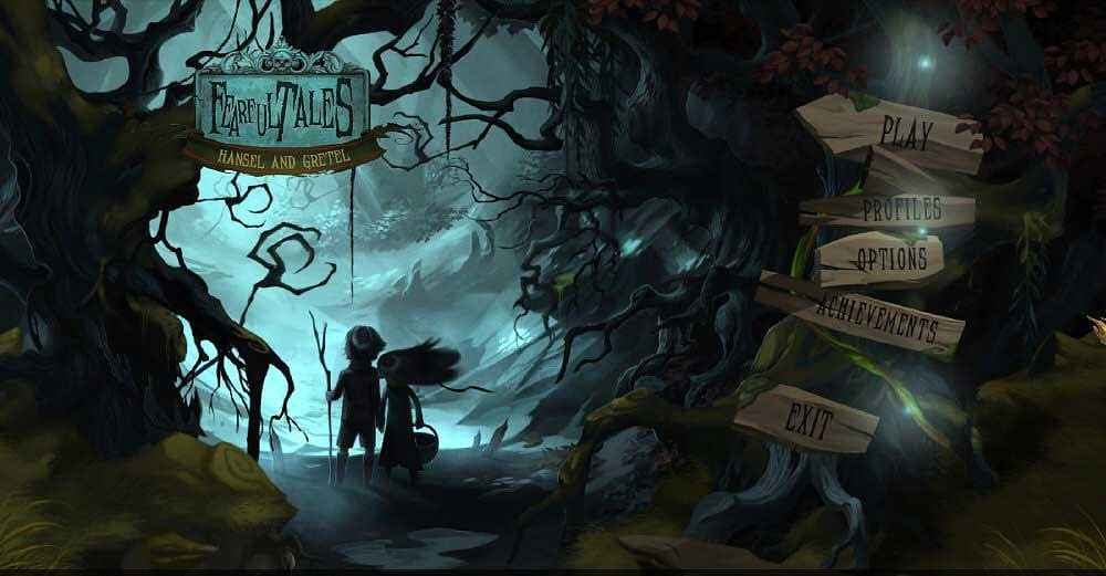 fearful tales: hansel & gretel collector's edition screenshots 1