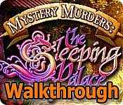 mystery murders: the sleeping palace walkthrough