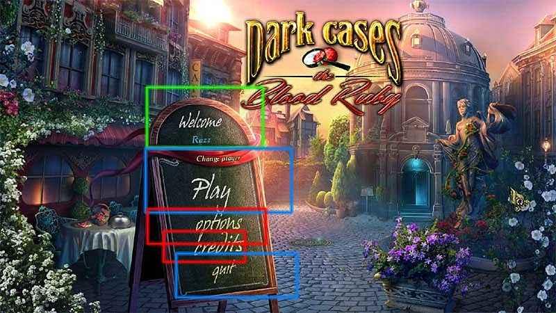 dark cases: the blood ruby collector's edition walkthrough screenshots 2