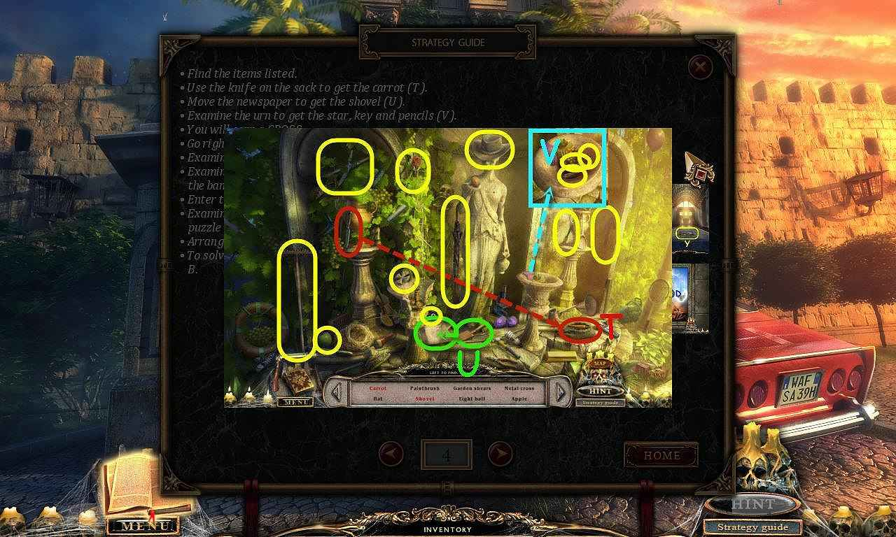 portal of evil:stolen runes walkthrough 5 screenshots 1