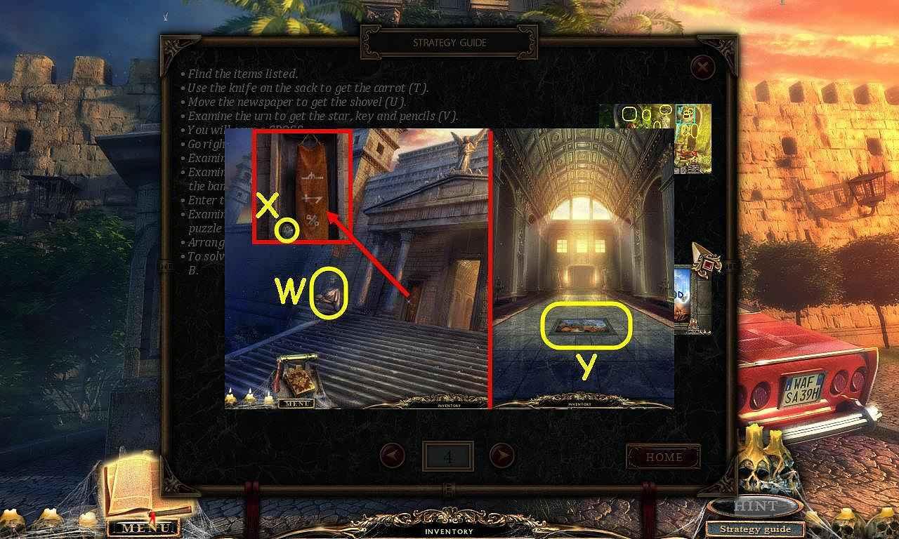 portal of evil:stolen runes walkthrough 5 screenshots 2