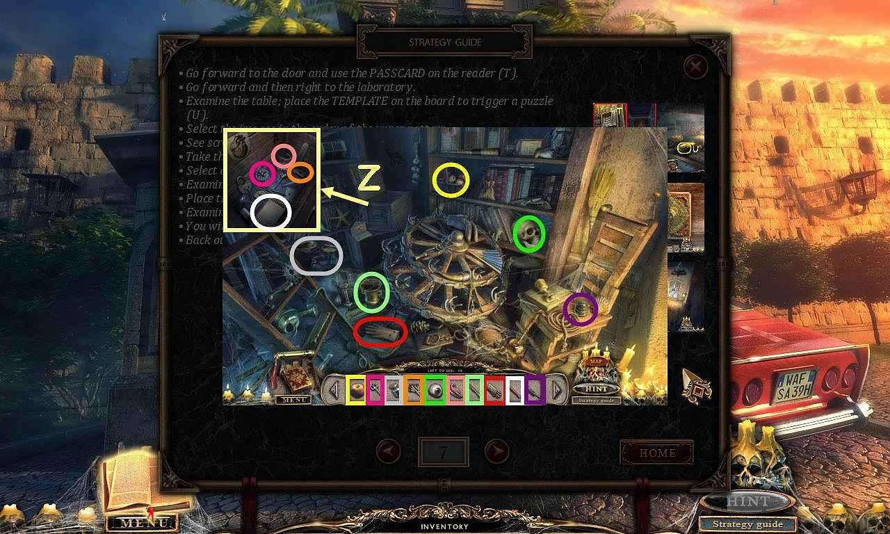 portal of evil:stolen runes walkthrough 9 screenshots 1