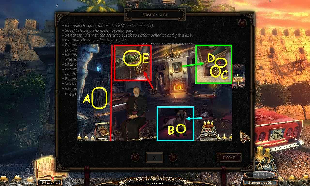 portal of evil:stolen runes walkthrough 9 screenshots 2