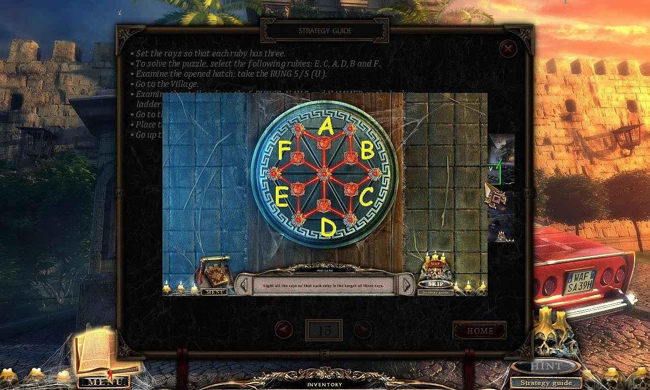 portal of evil:stolen runes walkthrough 16 screenshots 1