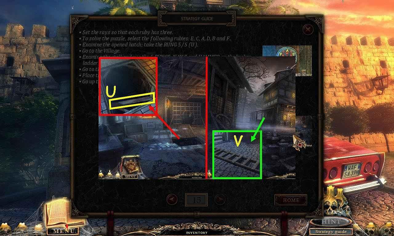 portal of evil:stolen runes walkthrough 16 screenshots 2