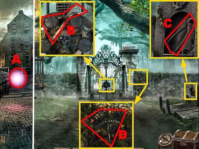 legacy tales: mercy of the gallows walkthrough 2 screenshots 2