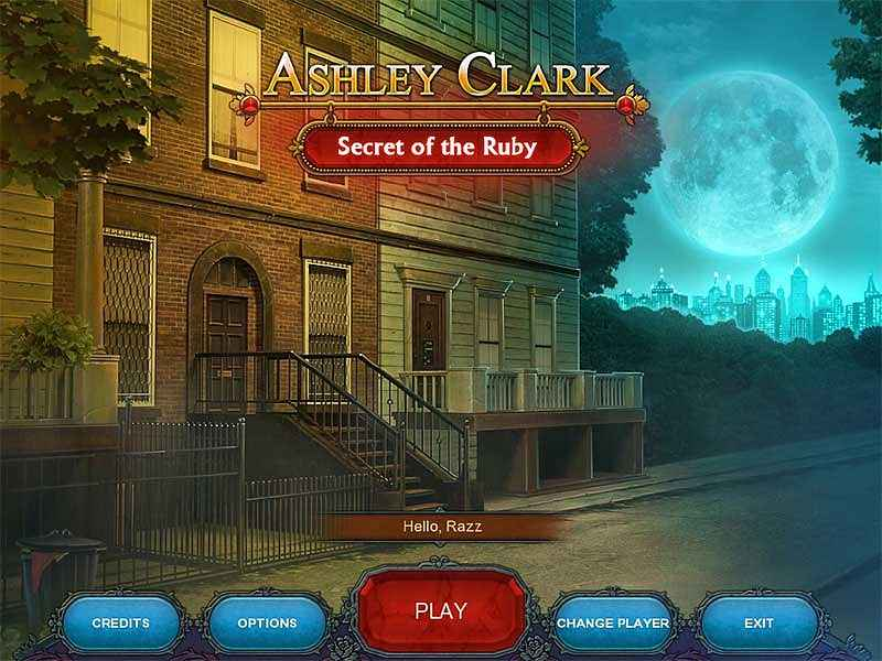 ashley clark: secret of the ruby collector's edition screenshots 2