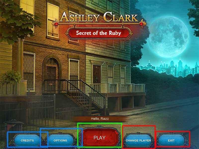 ashley clark: secret of the ruby collector's edition walkthrough screenshots 1