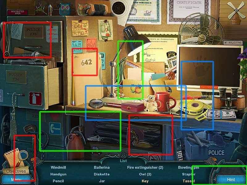 ashley clark: secret of the ruby collector's edition walkthrough screenshots 3