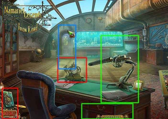 namariel legends: iron lord collector's edition walkthrough screenshots 1