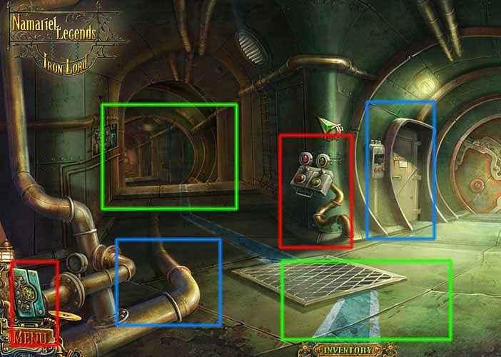 namariel legends: iron lord collector's edition walkthrough screenshots 2