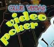club vegas casino: video poker