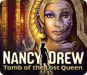 Nancy Drew: Tomb of the Lost Queen game feature image