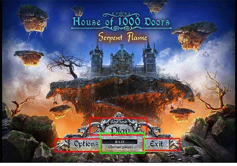house of 1000 doors: serpent flame collector's edition walkthrough screenshots 1