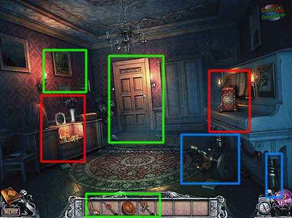 house of 1000 doors: serpent flame collector's edition walkthrough screenshots 2