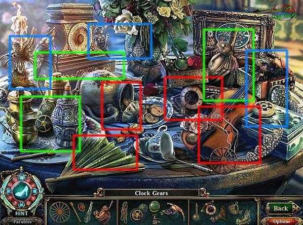dark parables: the final cinderella collector's edition walkthrough screenshots 3