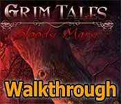 grim tales: bloody mary collector's edition walkthrough