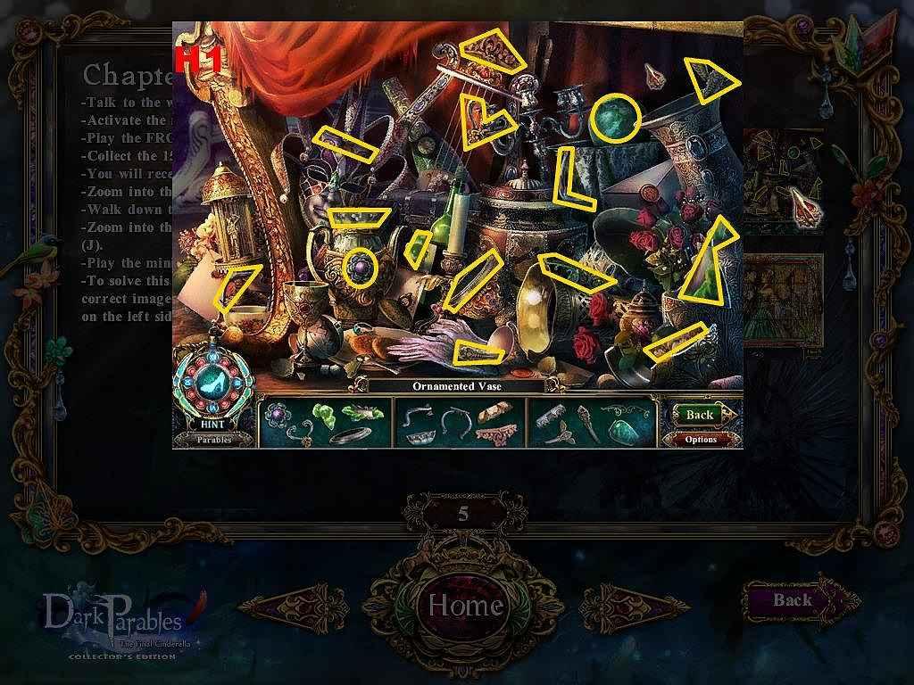 dark parables: the final cinderella walkthrough 6 screenshots 2