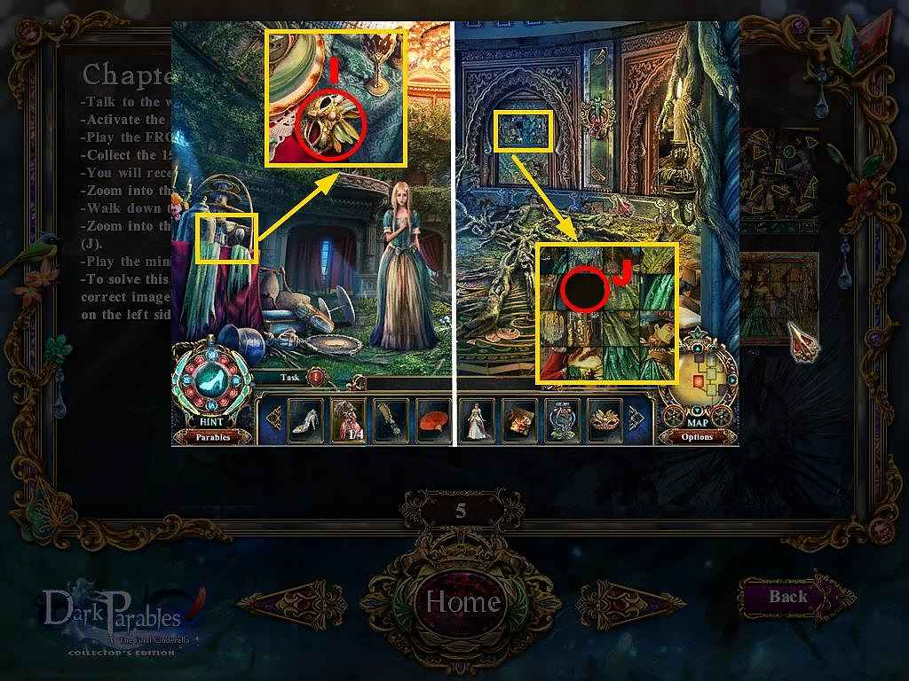 dark parables: the final cinderella walkthrough 6 screenshots 3
