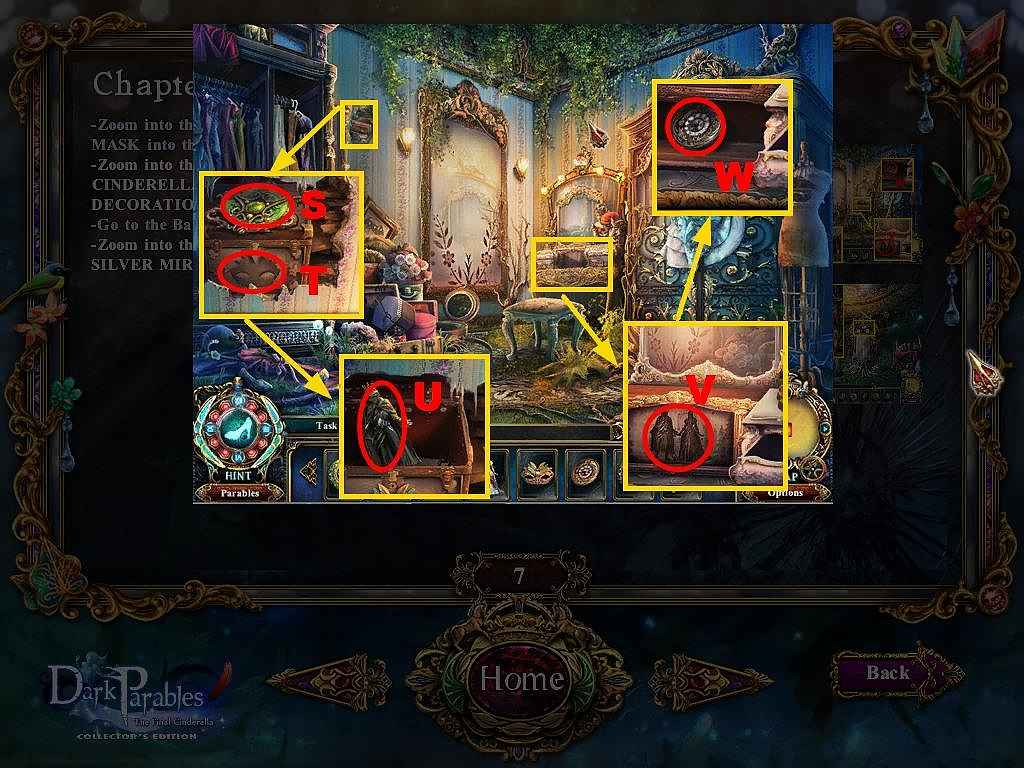 dark parables: the final cinderella walkthrough 8 screenshots 2