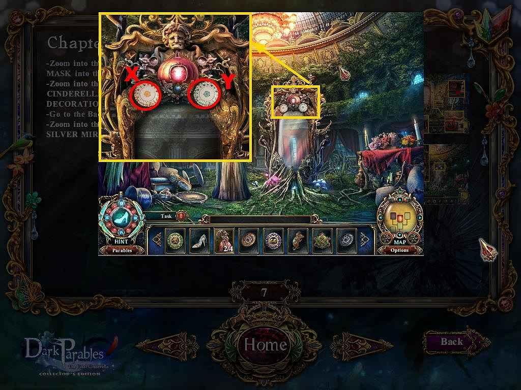 dark parables: the final cinderella walkthrough 8 screenshots 3
