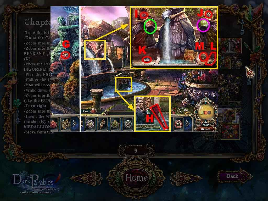 dark parables: the final cinderella walkthrough 10 screenshots 1