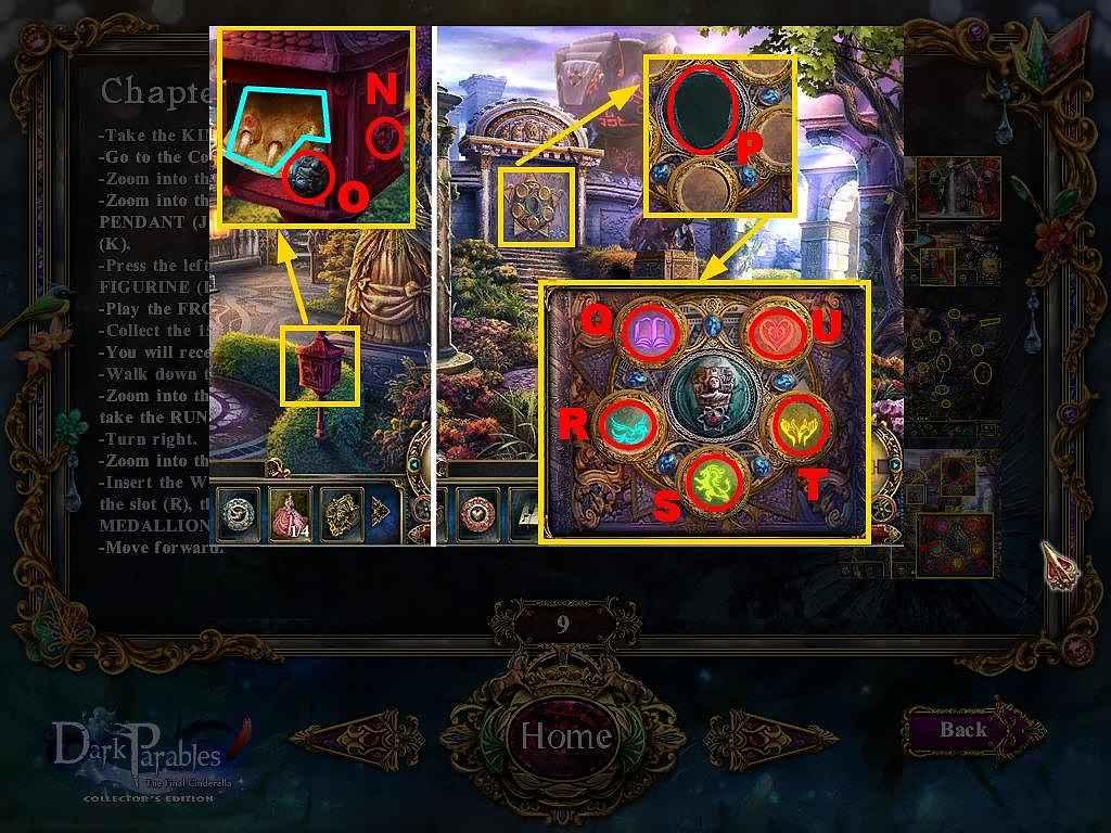 dark parables: the final cinderella walkthrough 10 screenshots 3