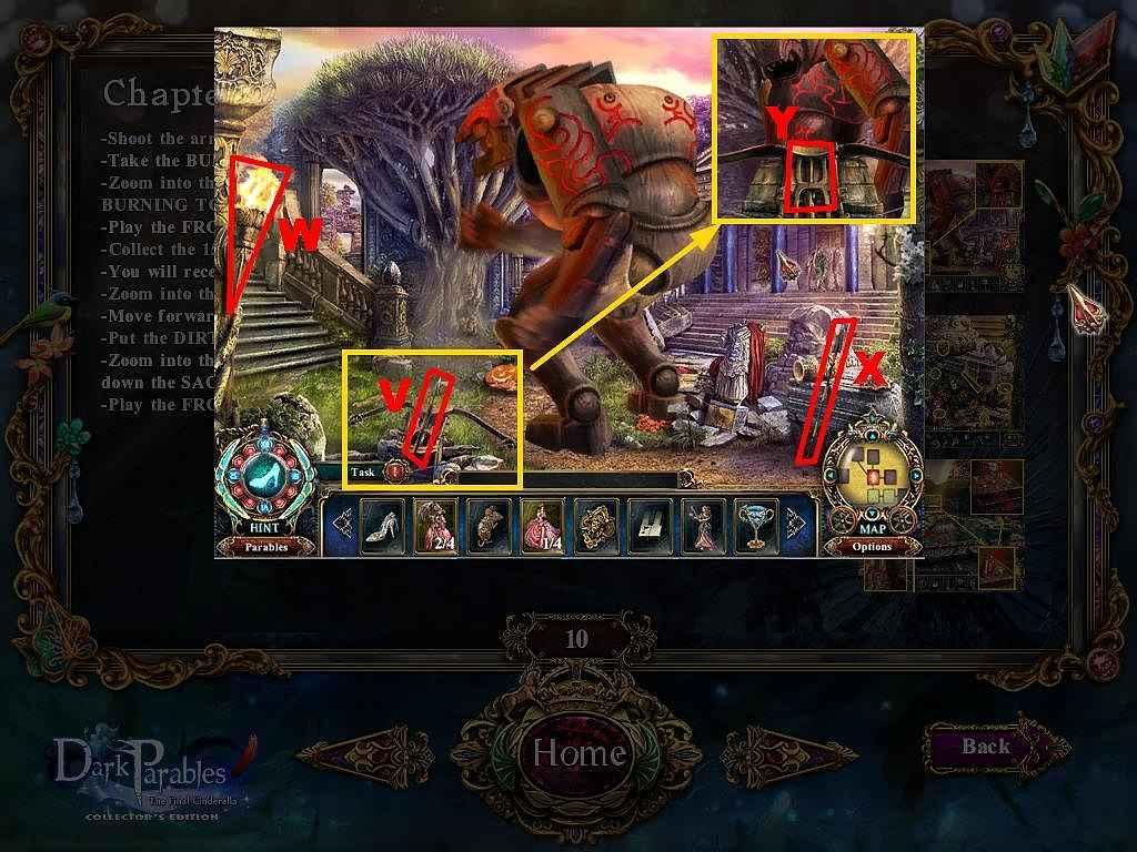 dark parables: the final cinderella walkthrough 11 screenshots 1