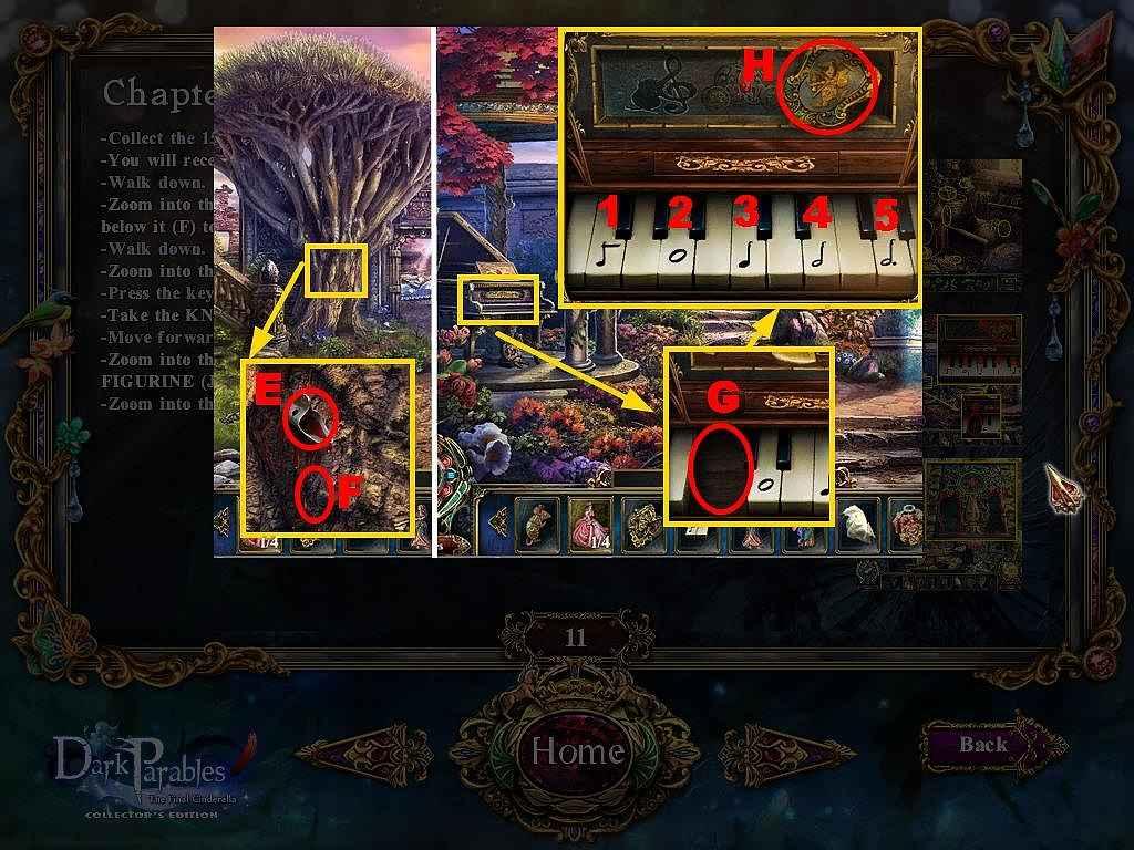 dark parables: the final cinderella walkthrough 12 screenshots 2