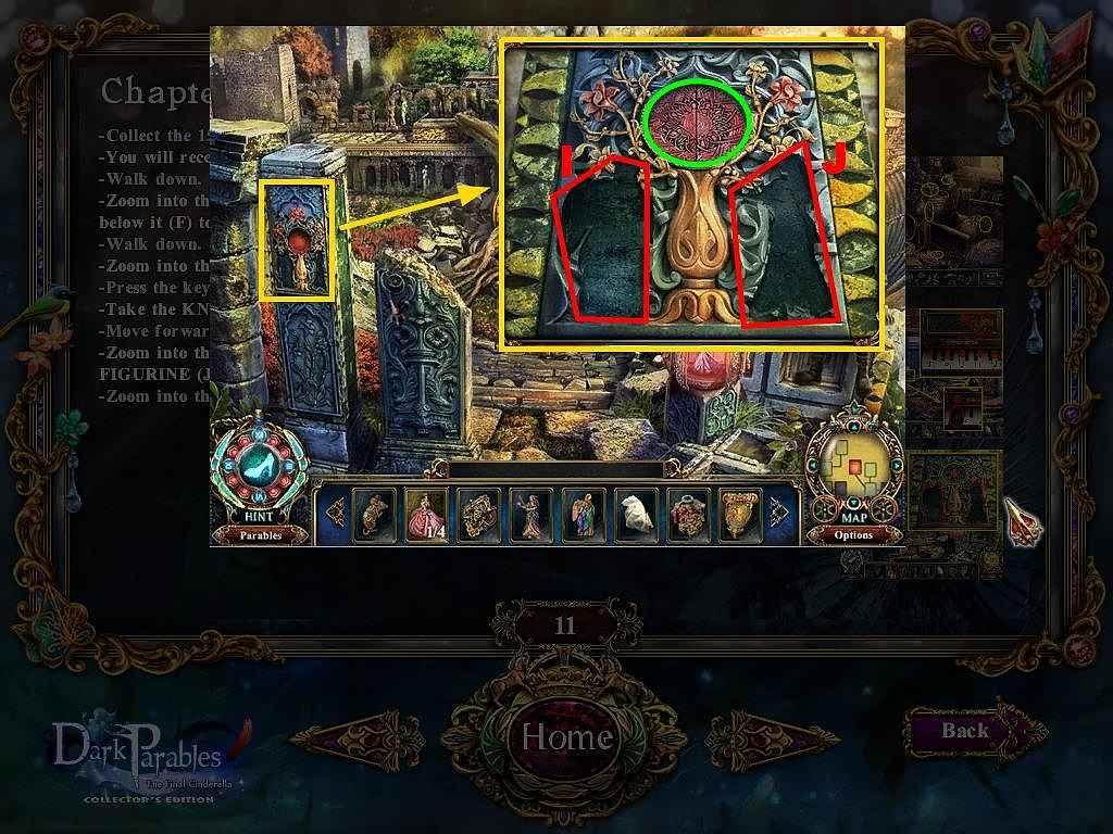 dark parables: the final cinderella walkthrough 12 screenshots 3