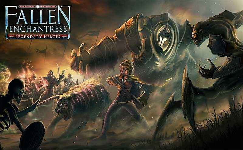 fallen enchantress: legendary heroes screenshots 3