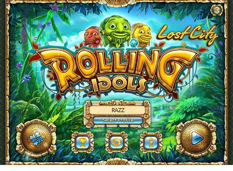 rolling idols 2: lost city screenshots 2