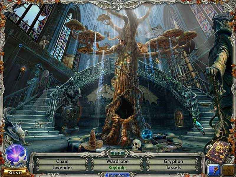 chronicles of albian 2: the wizbury school of magic collector's edition screenshots 2