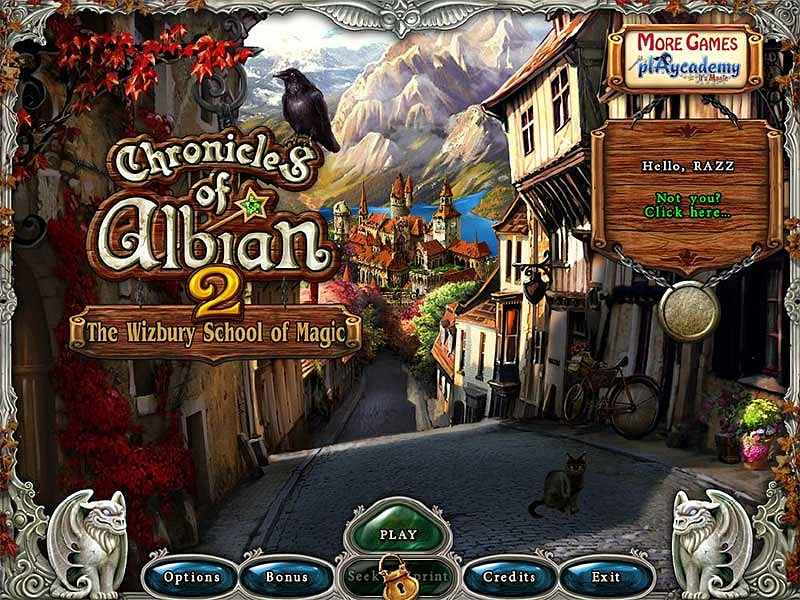chronicles of albian 2: the wizbury school of magic collector's edition screenshots 3
