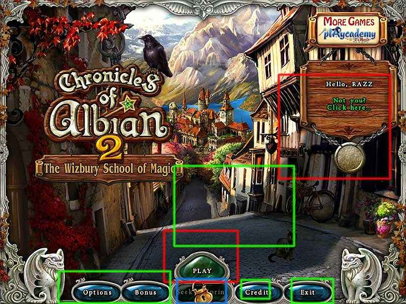 chronicles of albian 2: the wizbury school of magic walkthrough