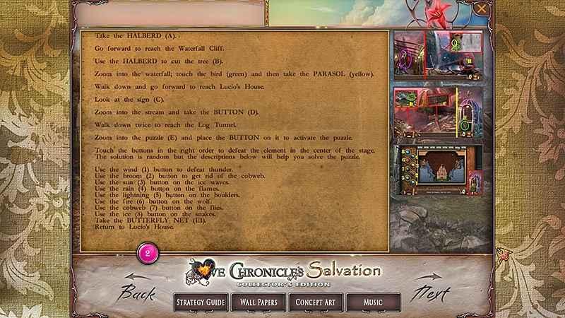 love chronicles: salvation walkthrough 2 screenshots 3