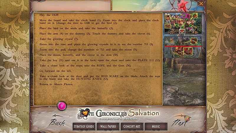 love chronicles: salvation walkthrough 10 screenshots 1