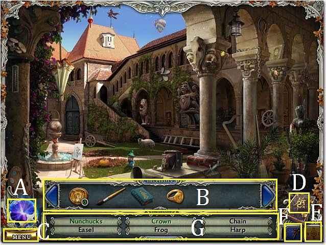 chronicles of albian 2: the wizbury school of magic walkthrough 2 screenshots 1
