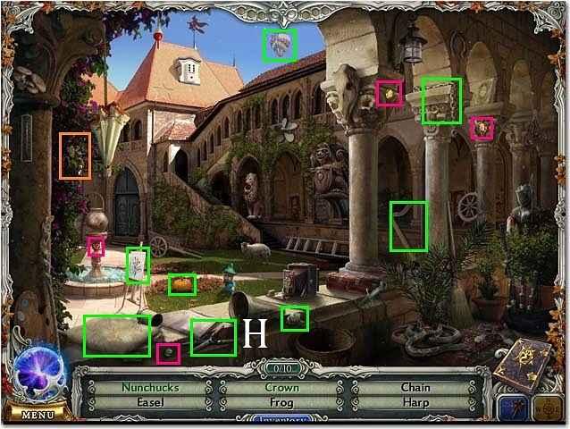 chronicles of albian 2: the wizbury school of magic walkthrough 2 screenshots 2
