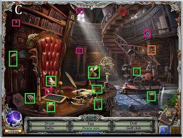 chronicles of albian 2: the wizbury school of magic walkthrough 6 screenshots 1