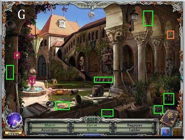 chronicles of albian 2: the wizbury school of magic walkthrough 6 screenshots 3