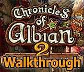 Chronicles of Albian 2: The Wizbury School of Magic Walkthrough 9