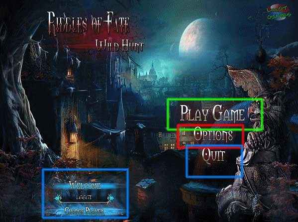 riddles of fate: wild hunt collector's edition walkthrough
