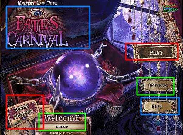 mystery case files: fate's carnival collector's edition walkthrough screenshots 1