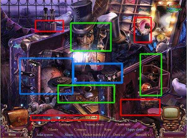 mystery case files: fate's carnival collector's edition walkthrough screenshots 2
