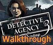Detective Agency 3: Ghost Painting Walkthrough