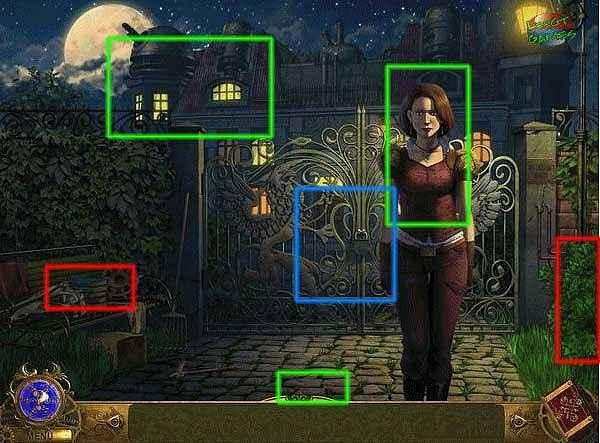 detective agency 3: ghost painting walkthrough screenshots 3